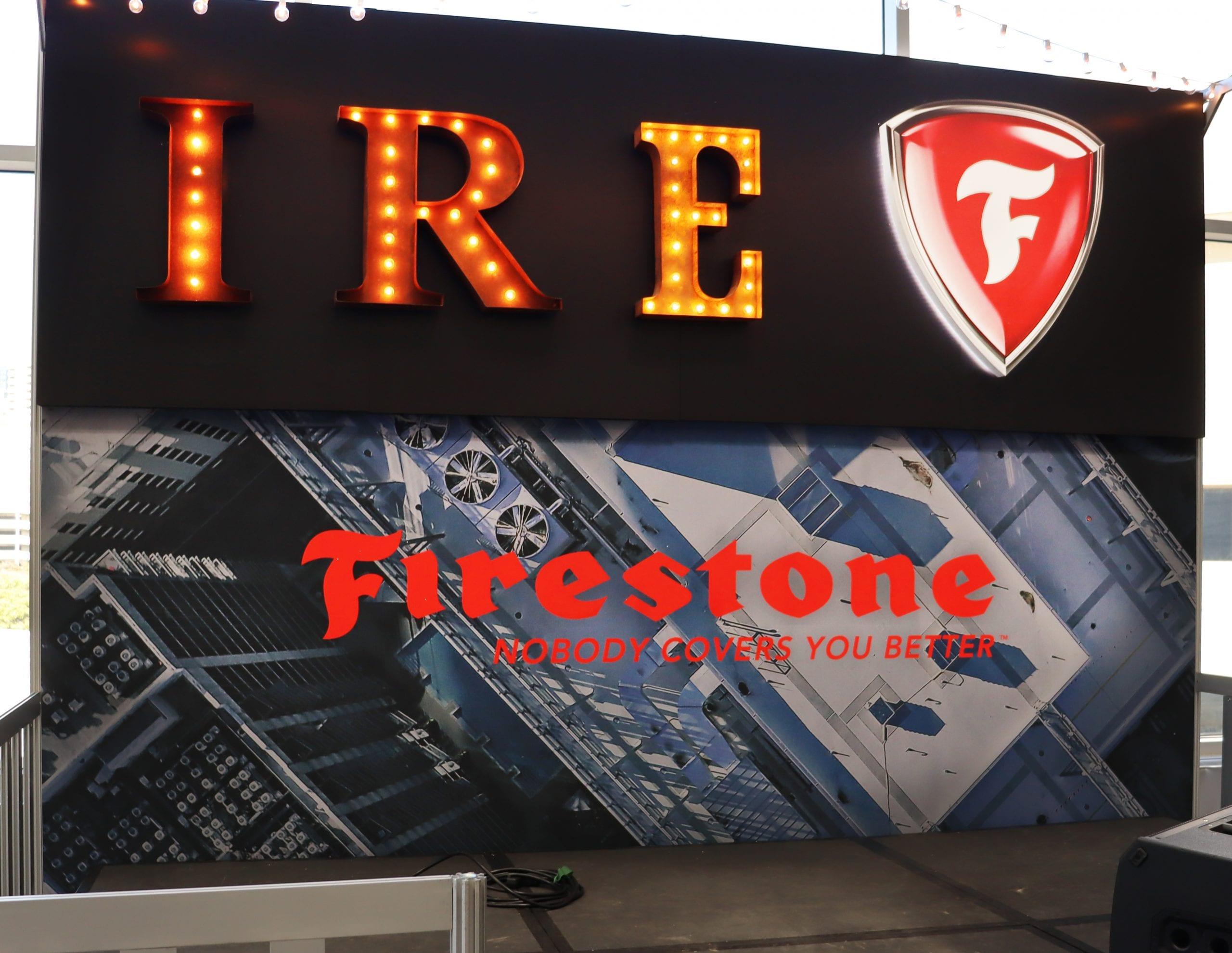 IRE Firestone Stage